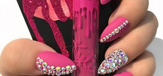 32 Super Cool Pink Nail Designs That Every Girl Will Love