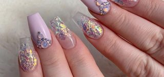 Stay In Fashion With These Hot Designs For Ballerina Nails