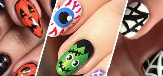 Easy Yet Creative Halloween Nail Designs To Go For