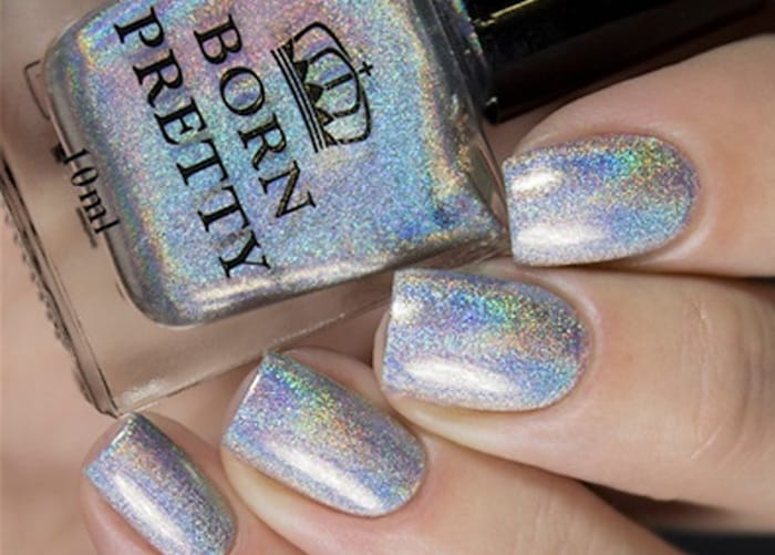 born pretty Holographic Nail
