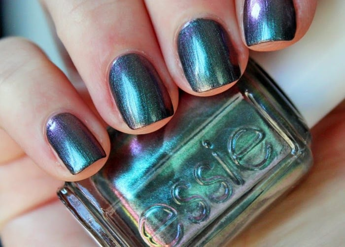 essie Holographic Nail