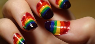 Unique Rainbow Nails Ideas With Flawless Designs
