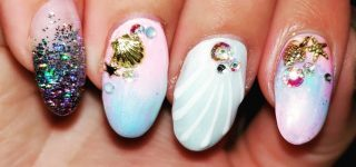Best Nail Design Ideas for the Mermaid Lovers