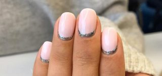 Get a Fresh Look with These Reverse Manicure Nail Designs
