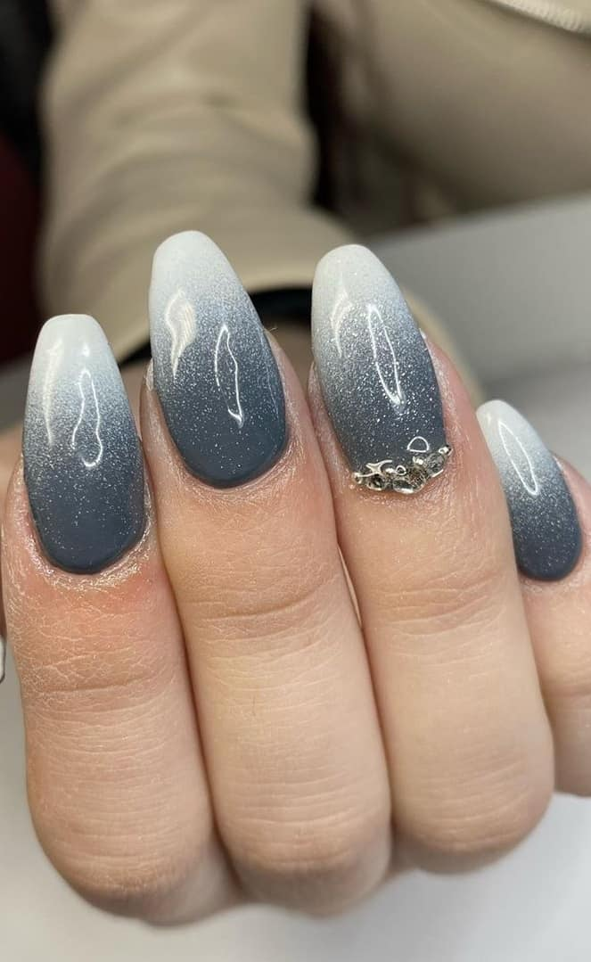 Amazing Pointed Nail Design to Have and Cherish - Ombre Designs for Various Options