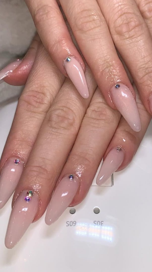 Amazing Pointed Nail Design to Have and Cherish - Different Manicure Designs