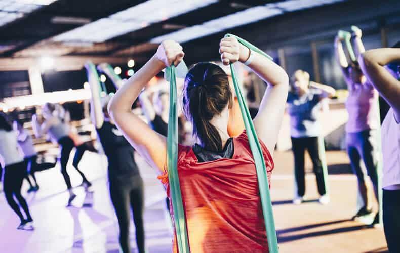 Social Benefits of Exercising