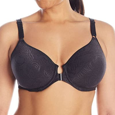 Bali Women's Comfort Revolution Front-Close Shaping Underwire Bra