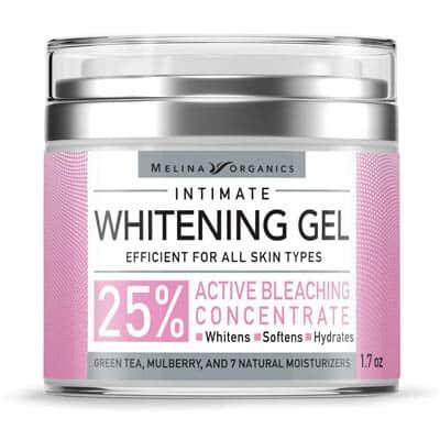 Melina Organics Whitening Gel