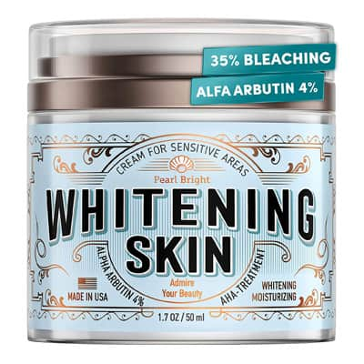 Pearl Bright Whitening Skin Cream