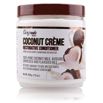 Originals by Africa's Best Coconut Crème Restorative Hair Conditioner