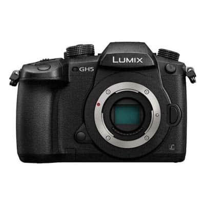 Panasonic Lumix GH5 Mirrorless Camera