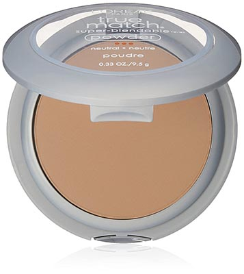 L'Oreal True Match Powder, Natural Buff