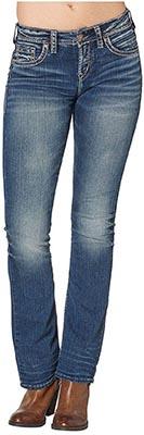 Silver Jeans Women's Suki High Rise Bootcut Jean